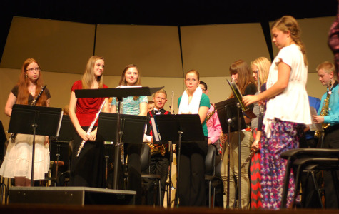 Fall band concert 2014
