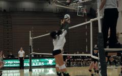 Varsity Volleyball vs. Roughriders