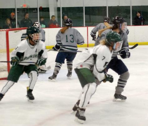 Girls Varsity Hockey vs. North-South