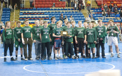State Wrestling: Individual semi-finals and team dual 2/20/15