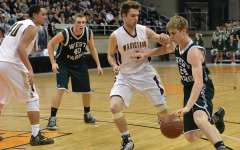 Boy's state Basketball vs. Minot