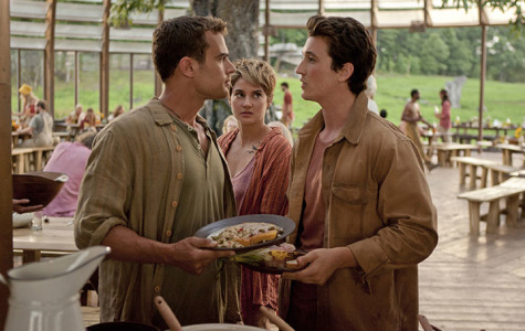"""Weekly Wednesday: """"Insurgent"""" full of missed opportunities"""