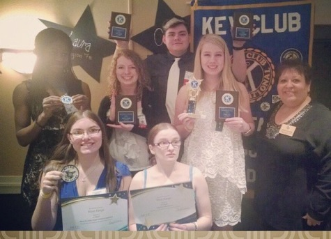 West Fargo High School takes home Gold at District Key Club District Leadership Convention
