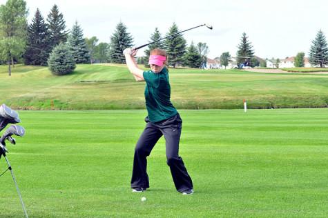 Girl's Golf 9/14/15