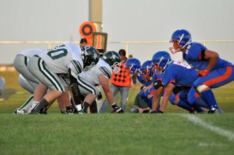Packers vs. Mustangs 9/11/15