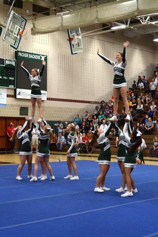 Update: West Fargo Cheer Team wins Regional/National Cheer award