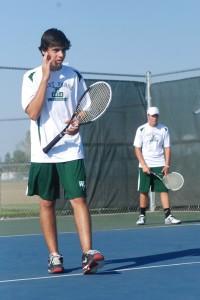 WF Boys Tennis