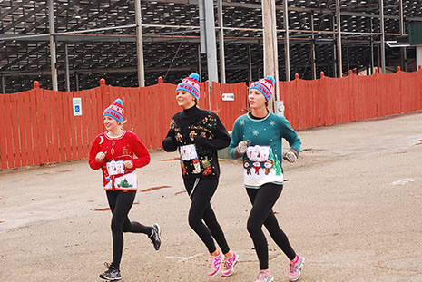 Ugly Sweater Run comes to Fargo