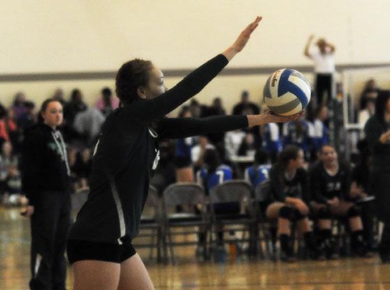 Volleyball: C Tournament
