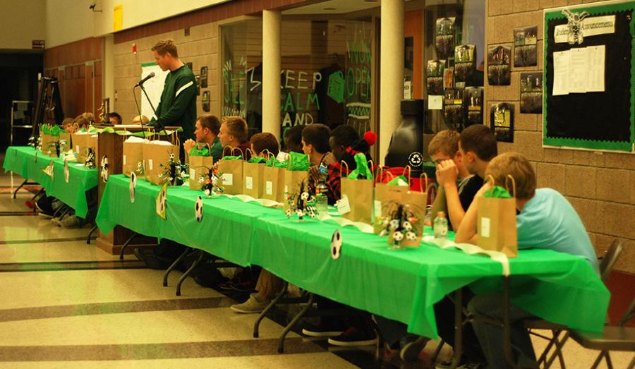 Boys Soccer Banquet