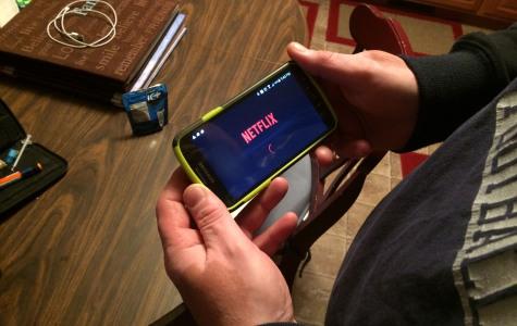 Netflix blocked from the high school