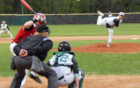 West Fargo High Varsity baseball loses to Shanley
