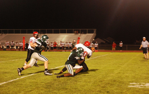 JV Football game 9/14/15