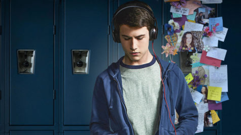 Dylan Minnette in 13 Reasons Why (Netflix)