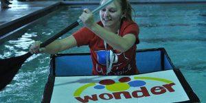 Physics Boat Regatta 2015