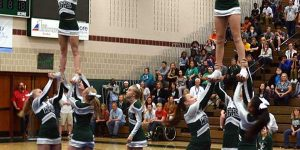 Update: West Fargo Cheer Team wins Regional/National Cheer award